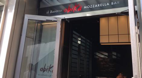 OBICA MOZZARELLA BAR(オービカ モッツァレラバー)東京ミッドタウン店