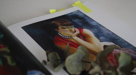 こどもとママンのためのアトリエ「My little days」で名画・名作を食べるWS体験レポート